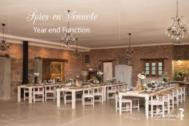 Spies & Vennote Year-End Function -