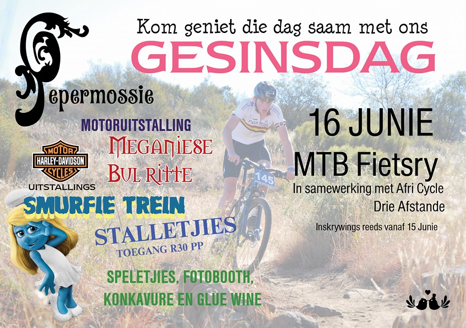 Pepermossie MTB Family Day