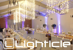 Lighticle is your most affordable option when it comes to hiring lighting and draping for your next event, be it big or small we have it covered.
